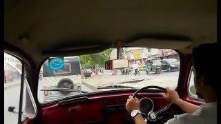 Volkswagen in Karachi Traffic