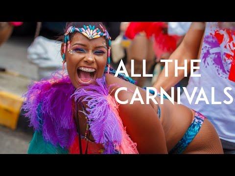 ROAD MARCH 2017 (Xodus, Bacchanal, Jamaica Carnival)