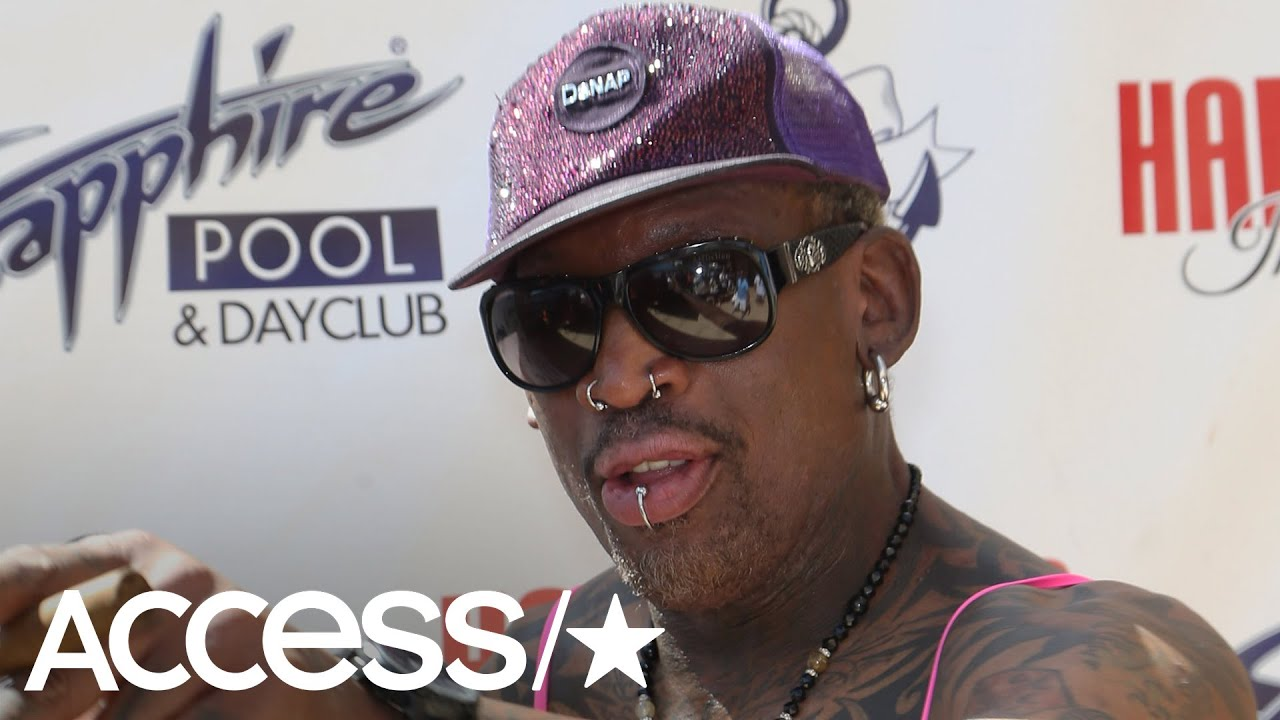 Dennis Rodman Chooses Between Madonna And Carmen Electra – But Who Is The Real Love Of His Life?
