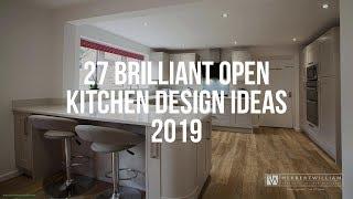 🔴 27 Brilliant OṖEN KITCHEN DESIGN Ideas 2019