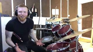 "Talk-through of ""Crazy Little Thing Called Love"" by Queen On Drums"
