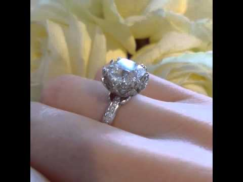 Theo Fennell Waterlily ring