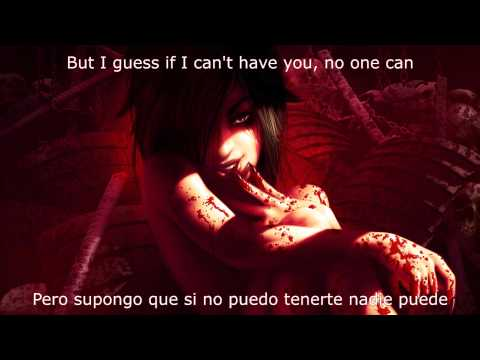 Aylius ft. Katie Joy - Psychotic Lyrics + Sub Español