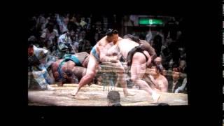玉鷲vs日馬富士 平成27年大相撲夏場所 玉鷲初金星! Sumo Tamawashi vs ...