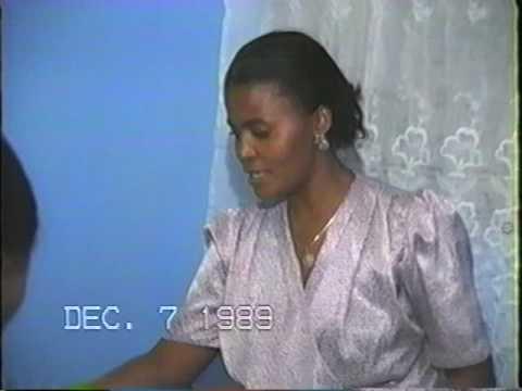 Haiti Arrival 1989