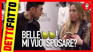 Belle 🍐🍐, Mi Vuoi Sposare? - DETTO FATTO EP1 - theShow