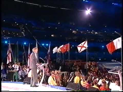 2006 Melbourne Commonwealth Games Closing Ceremony