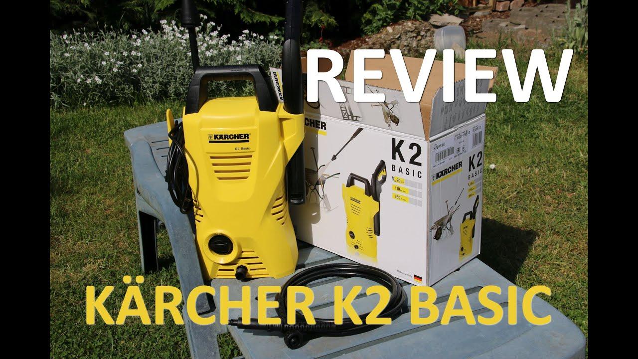 k rcher k2 basic review english subs youtube. Black Bedroom Furniture Sets. Home Design Ideas
