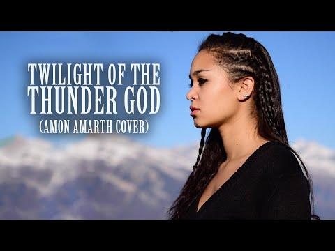 RAGE OF LIGHT - Twilight Of The Thunder God (AMON AMARTH COVER)