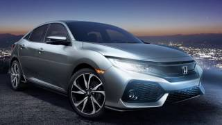 Features: 2017 Honda Civic Hatchback In Clear Lake For Sale!