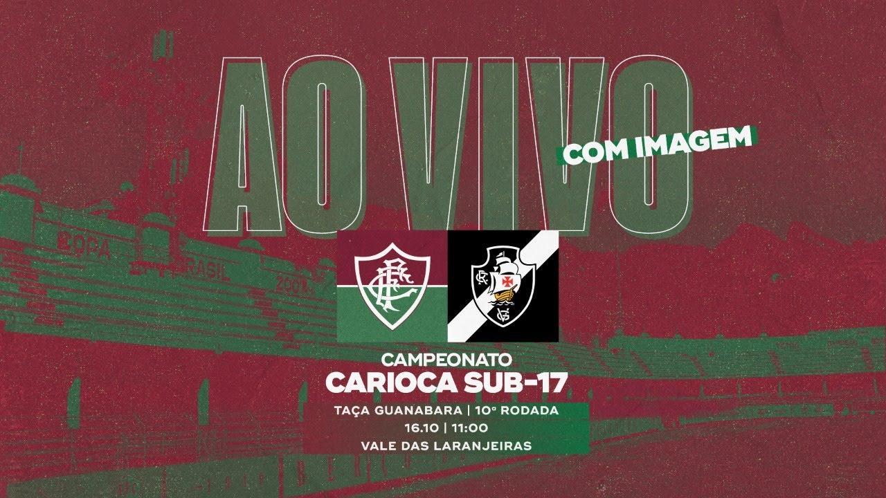 Download FluTV - AO VIVO COM IMAGENS - FLUMINENSE x VASCO | CAMPEONATO CARIOCA SUB-17 | 10ª RODADA
