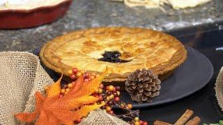 Dessert Week: Spectacular Sweet Berry Pie From Saskatoon