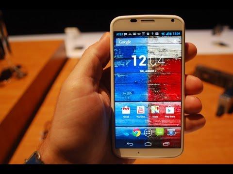 Moto G 2nd Generation - How to take a Screenshot