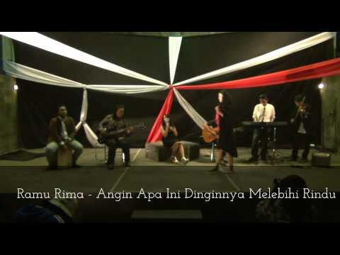 Ramu Rima - Angin Apa Ini Dinginnya Melebihi Rindu (SPS Edisi 123 @Taman Budaya Yogyakarta)