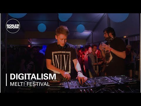 Digitalism Boiler Room DJ Set at MELT! Festival