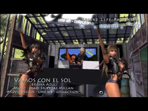 Vamos con el sol - Brisha Azul / 3D 仮想世界 (Second Life)