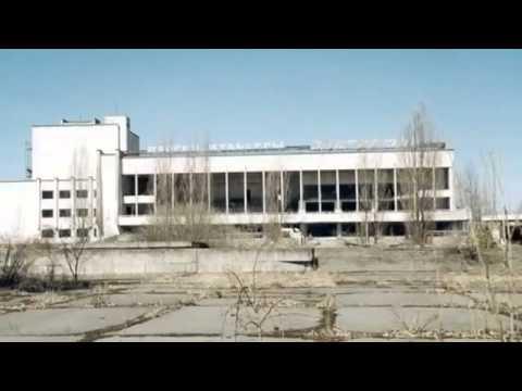 Припять. До и после Чернобыльской аварии