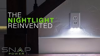 SnapPower Guidelight - The Nightlight Reinvented