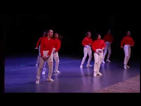 Чемпионат России по танцам г. Ленинск-Кузнецкий. Отчет