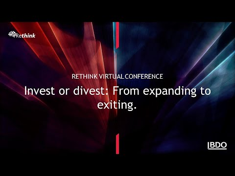 Invest or divest: From expanding to exiting | BDO Canada