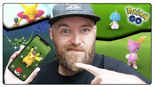 WHICH IS THE RAREST SHINY POKEMON IN Pokémon GO? (AUGUST 2019)