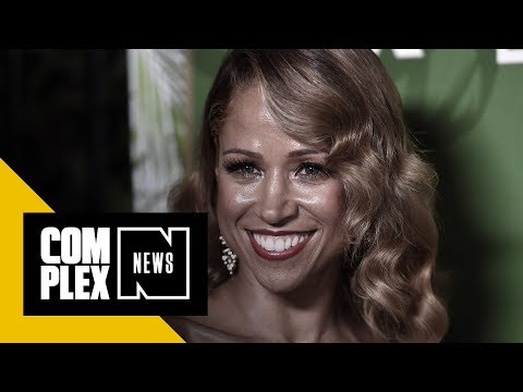 Stacey Dash Defends Trump's NeoNazi Stance