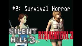 Análisis de videojuegos #2: Survival Horror