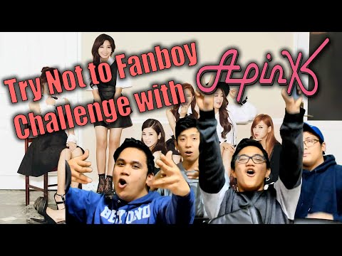 Try Not to Fanboy Challenge #12 | APINK