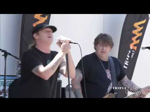 The Screaming Jets - Triple M Workplace performace Adelaide - 30th Nov 2016