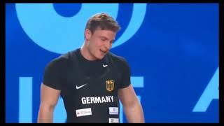 2017 World Weightlifting 77 kg A