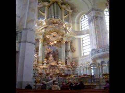 "Church of Our Lady ""Frauenkirche"" Dresden Germany"