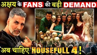Fans Eagerly Waiting For Akshay Kumar's HOUSEFULL 4; Here's The Proof!