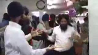 Professor Inder Singh Ghagga Di Gundagardi