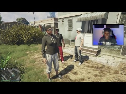 GTA 5 Online - EPIC RAP BATTLE! (GTA V Online)