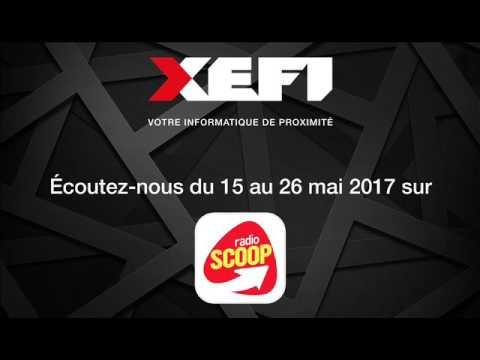 Campagne Radio Scoop XEFI MACON