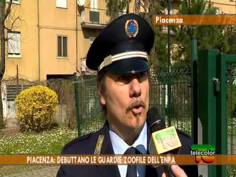 Piacenza: debuttano le Guardie Zoofile dell'Enpa