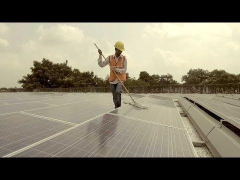 Solar Powers India's Future