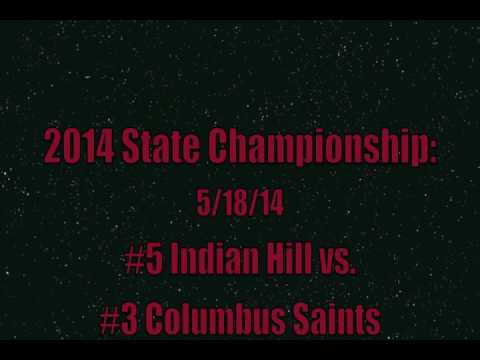 Indian Hill Middle School Lacrosse 2014 State Championship