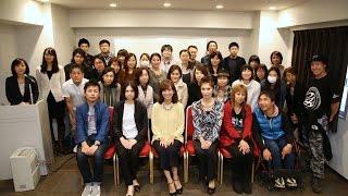 優木まおみさんがヒューマンアカデミー福岡校で特別イベントを開催! 働...