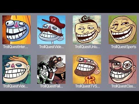 Troll Quest Internet,Troll Video,Troll Unlucky,Troll Sport,Troll Meme,Troll Failman,Troll TV