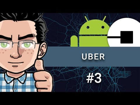 Make an Android App Like UBER - Part 3 - User Login and Registration