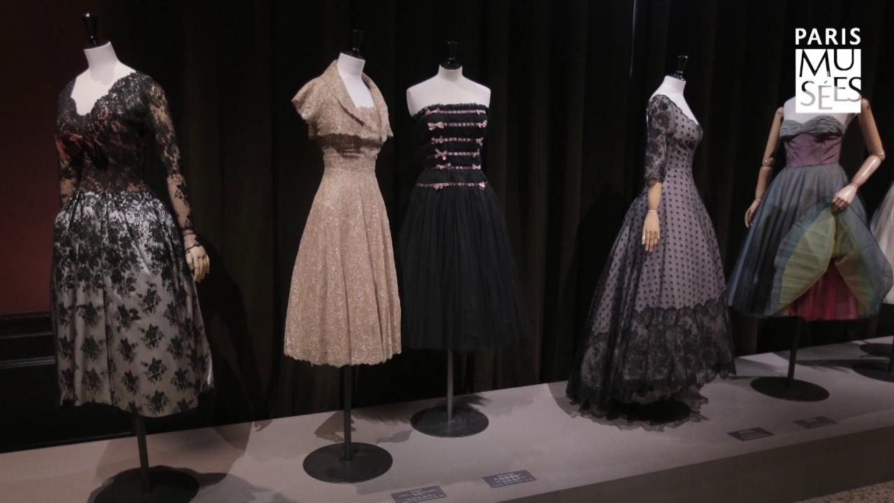 f5d7b835dee08 Les années 50, la mode en France 1947-1957   Palais Galliera - musée de la  mode de la Ville de Paris