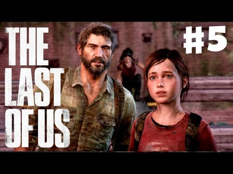 The Last of Us - Gameplay Walkthrough Part 5 - Museum (PS3)