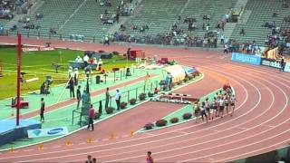 Memorial Van Damme - Diamond League - 1000m girls