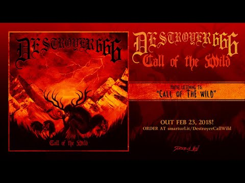 Deströyer 666 - Call of the Wild (official premiere)