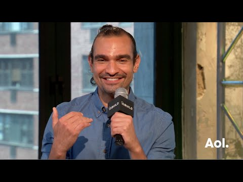 "Javier Muñoz On ""Hamilton"" | BUILD Series"
