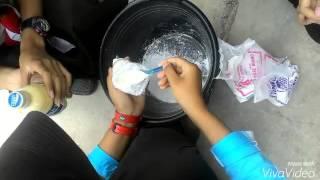 Cara Membuat Kerajinan Tepung 'Clay' | SMA N 1 Jepara