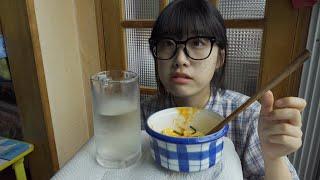 코로나 2차 백신 맞고 열심히 먹는 비빔국수.... (…