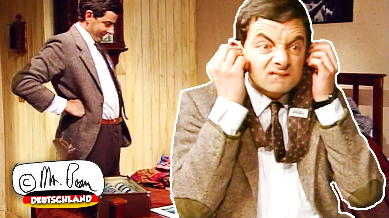 Mr Bean reist | Lustige Clips | Mr Bean Deutschland