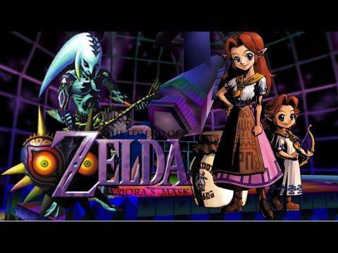The Legend of Zelda Majora's Mask 3D Part 10 | Great Bay Coast & Milk Road
